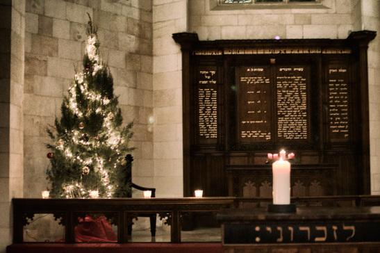 In Christ Church. Foto; © Alfred muller