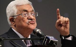 Mahmoud Abbas can't speak