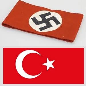 nazi-islam vlag