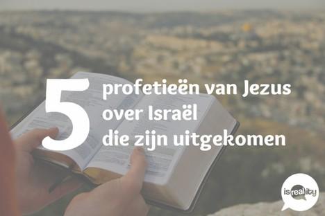 5_profetieen_Israel