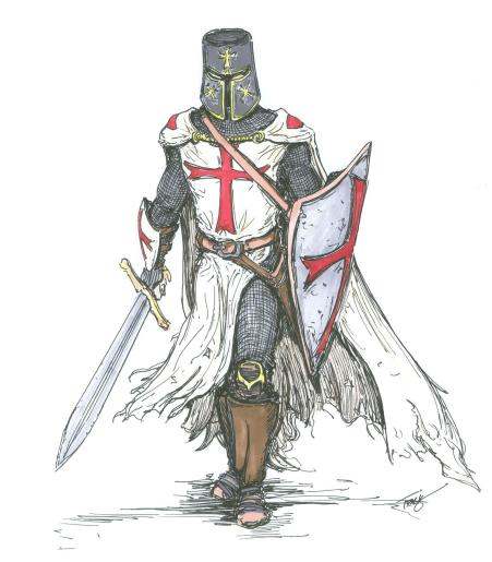 holy war crusader