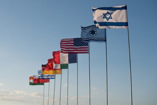 Israel gears up for 'Blue Flag' aerial training (3)
