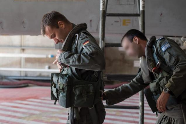 Israel gears up for 'Blue Flag' aerial training